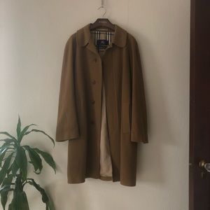 Authentic Burberry London Wool Long Coat!